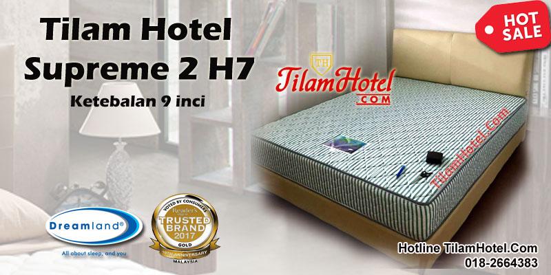 TILAM HOTEL SUPREME 2 H7